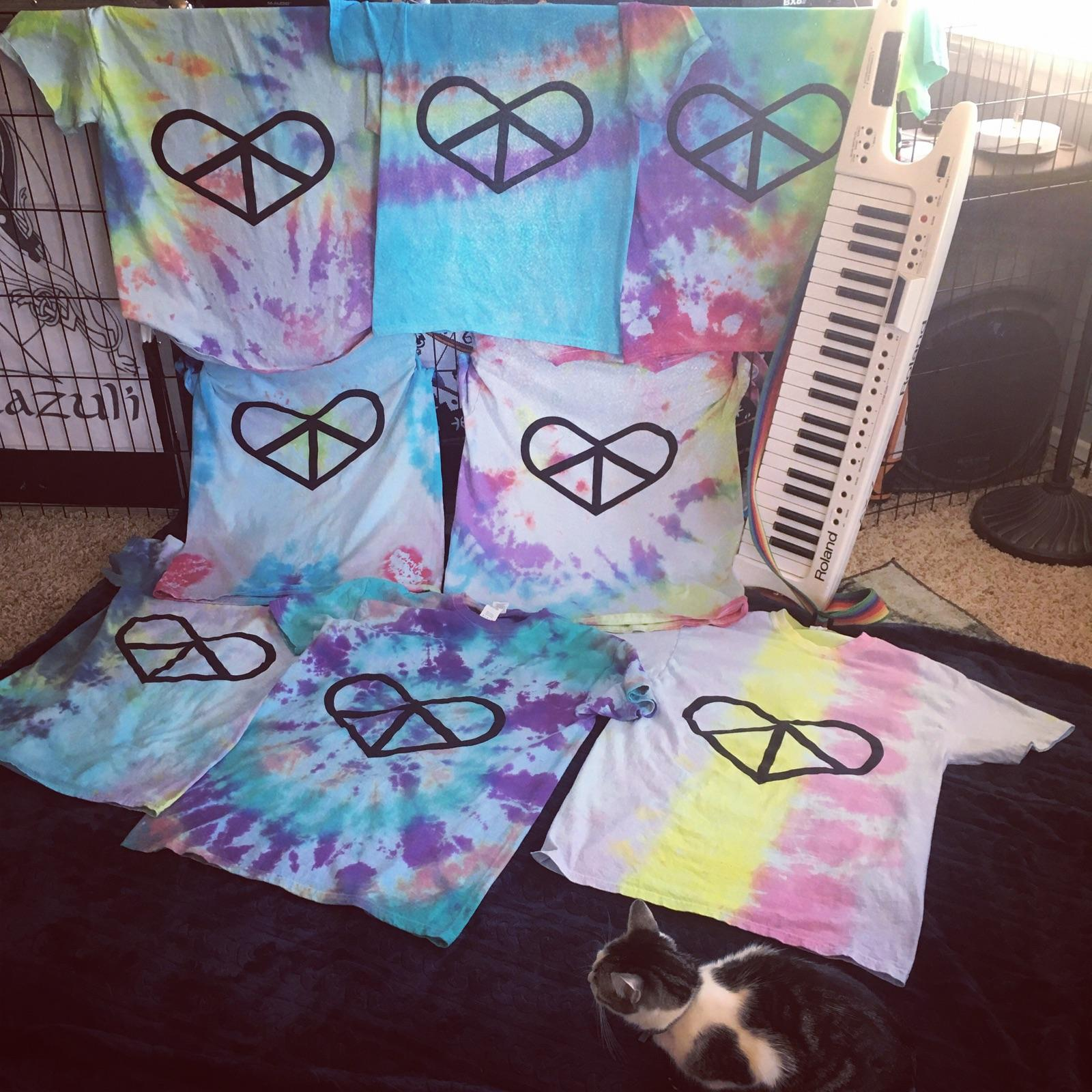 Amanda Darling Tye Dye Shirt